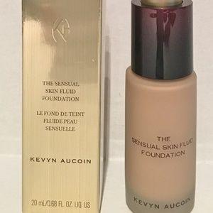 Kevyn Aucoin Sensual Skin Fluid Foundation - SF08